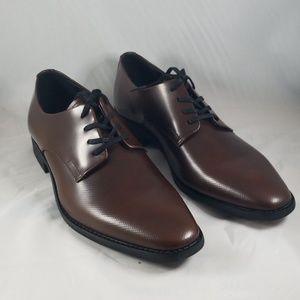 Men's Calvin Klein 9M 'Ramses' Plain Toe Derby - B